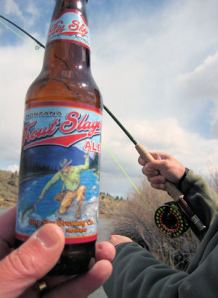 Good Beer for Trout Fishing