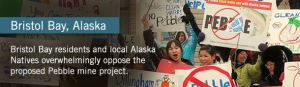 Opposition to Pebble Mine