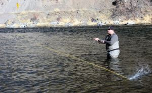 Bruce Berry Spey Casting In Montana