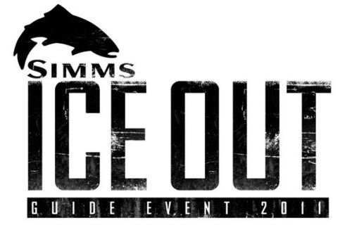 Simms Ice Out Guide Event 2011